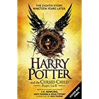 Harry Potter and the Cursed Child Hardcover Book