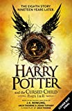 img - for Harry Potter and the Cursed Child - Parts I & II (Special Rehearsal Edition): The Official Script Book of the Original West End Production book / textbook / text book