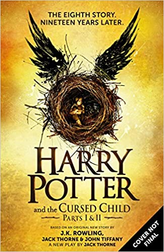 Harry Potter Cursed Child Part I and II PDF Ebook