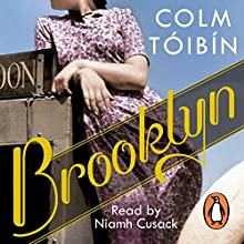 Brooklyn Audiobook by Colm Tóibín Narrated by Niamh Cusack