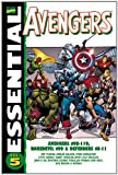 Roy Thomas Essential Avengers Volume 5 TPB: v. 5