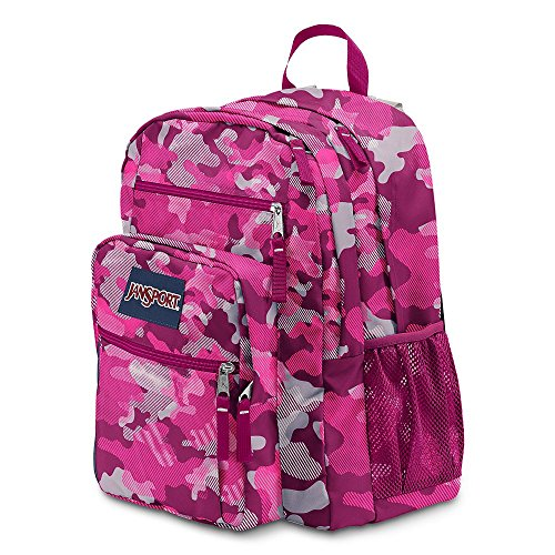 Girls Pink Camo Backpack Cg Backpacks