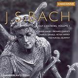 Bach, J.S.: Early Cantatas, Vol. 1 (Bwv 4, 106, 131, 196) ~ Emma Kirkby