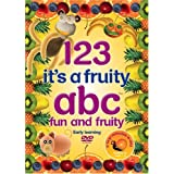 123 It's a Fruity ABC - Early Learning - Synthetic Phonics [DVD]by Knowknowledge
