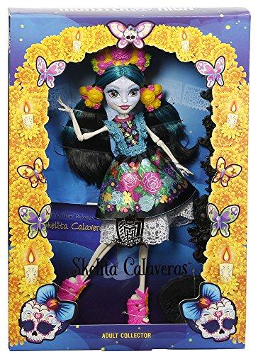 Monster High Skelita Calaveras Collector Doll [Amazon Exclusive] JungleDealsBlog.com