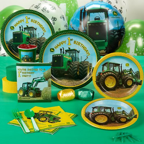 John Deere Decorations : John deere party supplies online stores february