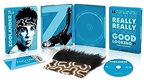 Zoolander: The Blue Steelbook (Blu-ray + Digital HD) - December 8