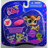 Littlest Pet Shop Assortment 'A' Series 3 Collectible Figure Cow With Horns