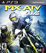 MX vs ATV Alive - Playstation 3