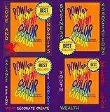 Power Color Bundle Volumes 1 - 4 (Your Personal ColorScope Color Power)