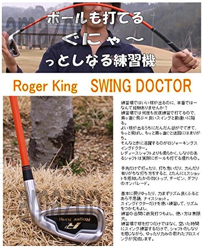 ROGER KING 골프 스윙 연습 아이언