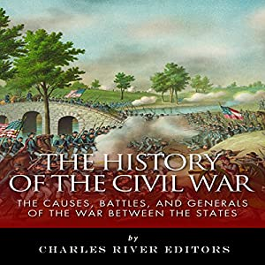 The History of the Civil War Audiobook