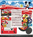 Ek Success Disney DMPK4 12-by-12 Mickey and Friends Page Kit