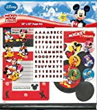 IMAGE OF Ek Success Disney DMPK4 12-by-12 Mickey and Friends Page Kit
