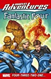 Paul Tobin Marvel Adventures Fantastic Four: Four-Three-Two-One...Digest