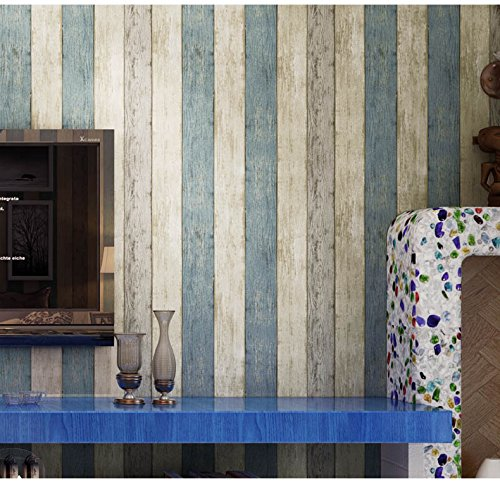 wood-effect-wallpaper-soomj-eastern-mediterranean-style-non-woven-retro-blue-wallpaper-208x3937