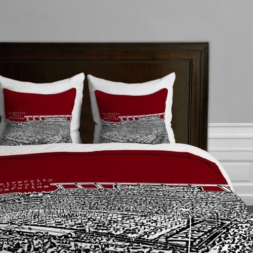 Dark Red Bedding 5401 front