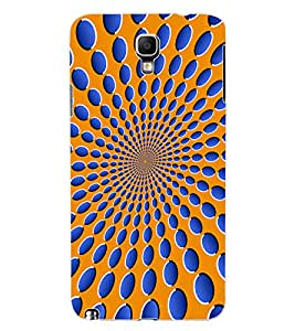 ColourCraft Illusive Design Back Case Cover for SAMSUNG GALAXY NOTE 3 NEO N7505