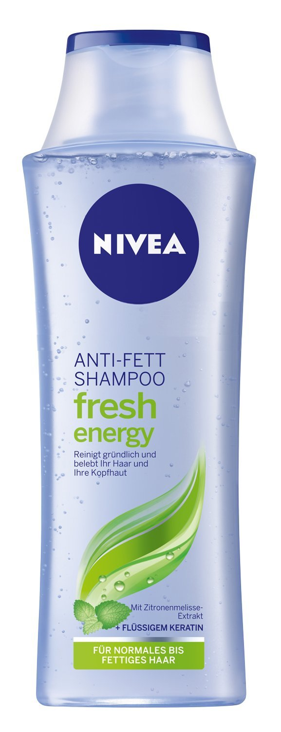 Nivea Anti Fett Shampoo Fresh Energy,