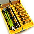 Sourcingbay® 45 in 1 Precision Screwdriver Tools Set for Rc Pc Mobile Car