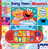 img - for Potty Time for Monsters book / textbook / text book