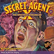 Secret Agent X #2: The Spectral Strangler | Paul Chadwick