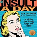 An Insult a Day 2016 Day-to-Day Calen...