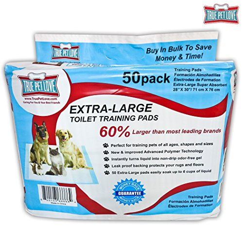 10 Day Sale Be Quick BIG Sale 40% Off 50 XL Wee Wee Pads Puppy Training Pads, Dog Potty Training Puppy Potty Training, Housebreaking Pads. 28