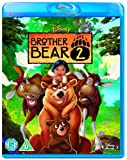 Brother Bear 2 [Blu-ray] (Region Free)