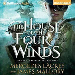 The House of the Four Winds Audiobook