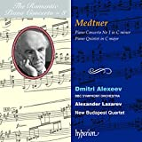 Piano Concerto No.1 Piano Quintet-Romantic Concert