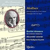 The Romantic Piano Concerto, Vol. 08 Medtner 1 & Quintet BBC so