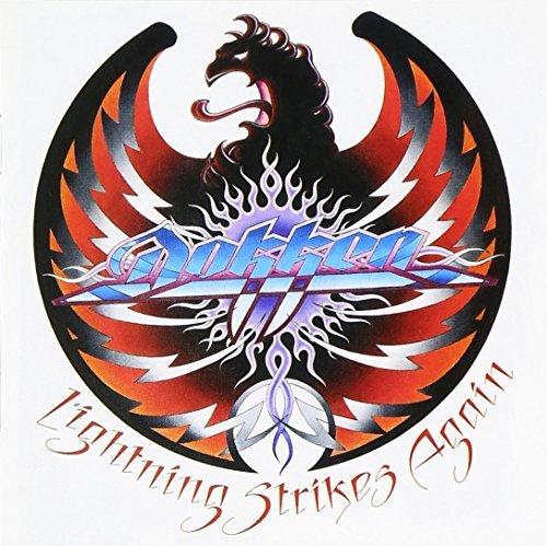 Lightning Strikes Again by Dokken (2008-05-03)