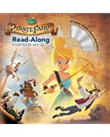 Tinker Bell and the Pirate Fairy Read-Along Storybook and CD