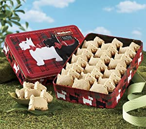 The Swiss Colony Walkers 'Scottie Dog' Shortbread