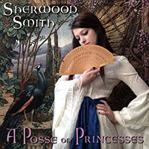 A Posse of Princesses Audiobook