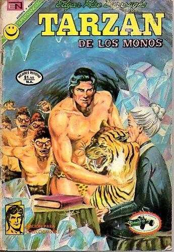 TARZAN DE LOS MONOS. AÑO XXII. N. 306. 10 DE AGOSTO DE 1972. EN PODER DE LOS CANIBALES. (Rice Poder compare prices)