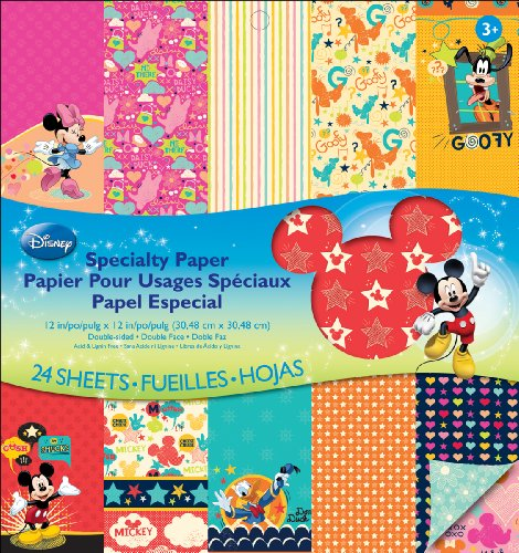 disney-double-sided-specialty-paper-pad-12x12-24-sheets-mickey-family