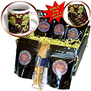 cgb_1216_1 Fruit Food - Grapes - Coffee Gift Baskets - Coffee Gift