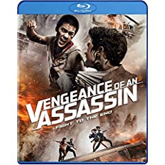 VENGEANCE OF AN ASSASSIN debuts on Blu-ray, DVD and Digital April 14th from Well Go USA