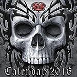 Spiral - Gothic Official 2016 Calendar