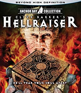 Hellraiser [Blu-ray]