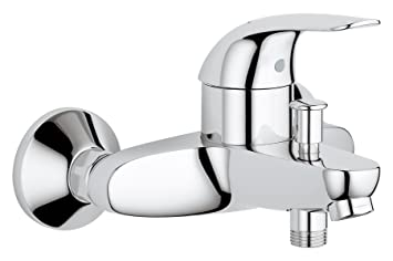 GROHE Mitigeur Bain Douche Euroeco 32743000 Import Allemagne In