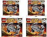 [スター ・ ウォーズ]Star Wars LEGO Disney Rebels Tie Advanced Prototype 47pc Polybag Set 30275 [並行輸入品]