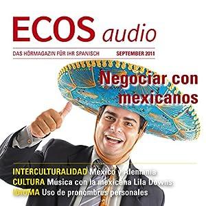 ECOS audio - México y Alemania. 9/2011 Hörbuch