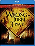 Wrong Turn Dvd 3 Pack [Blu-ray] [US Import]