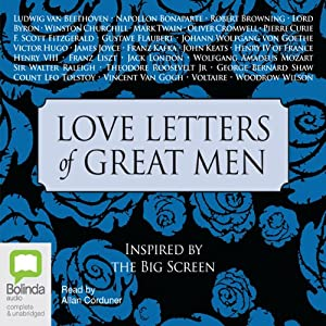 Love Letters of Great Men | [Various Authors]