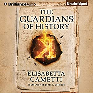 The Guardians of History Audiobook