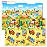 Baby Care Play Mat - Genius Bear (Large)