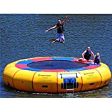 "Island Hopper 20 Foot ""Acrobat"" Water Trampoline"